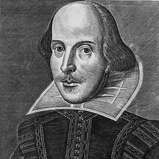 310px Shakespeare Droeshout 1623
